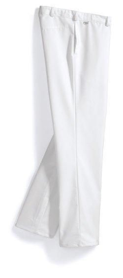Pantalon de cuisinier BLANC
