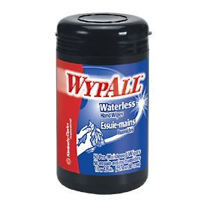 WYPALL / ESSUIE-MAINS HUMIDES 50 FEUILLES