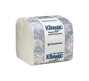Papier hygiénique Kleenex en feuille 36 x 250/caisse