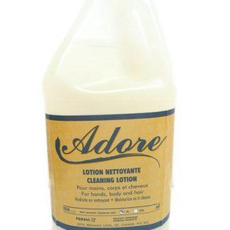 ADORE lotion pour mains,corps et cheveux de grade cosmétique 4 L