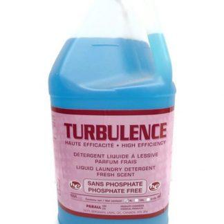 Turbulence détergent liquide à lessive HE. 10 litres