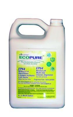 Nettoyant neutre Ecopure EP64 4 litres