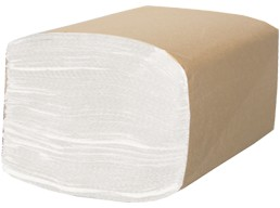 Essuie-mains blanc 1 pli 4000/cse