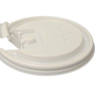 Couvercles en plastique à languette 1000/caisse