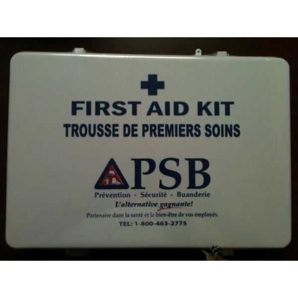 trousse de premiers soins pour 25 personnes