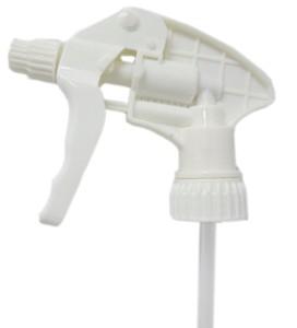 Vaporisateur blanc 9'' pour acides