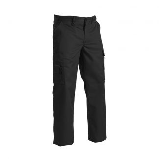 Pantalon cargo noir pour homme