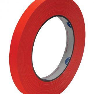 Ruban vinyle rouge 3/8''x 180 vgs pour scelleuse