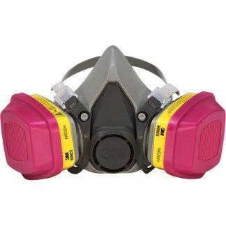 Masque 3M complet avec filtre p100