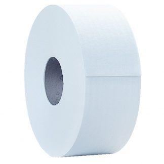 Papier hygiénique jumbo 2 épaisseurs 12/cs