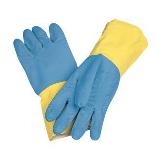 Gants x-Large pour produits chimiques