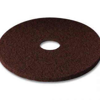 Tampon pour décapage plancher brun 7100