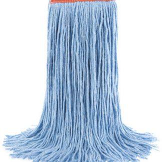 Moppe à laver bleue