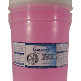 Nettoyant industriel pour aluminium 20L