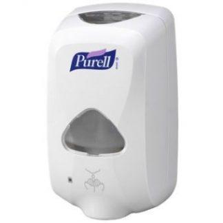 Distributeur sans touche Purell