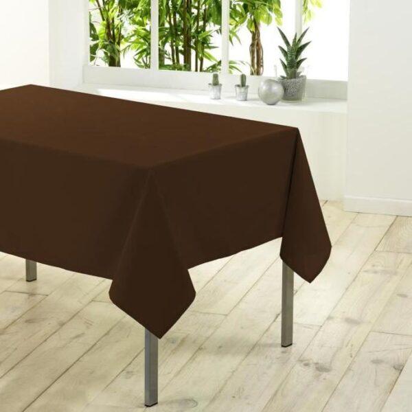 Nappe de couleur 54″ x 54″ 100% polyester