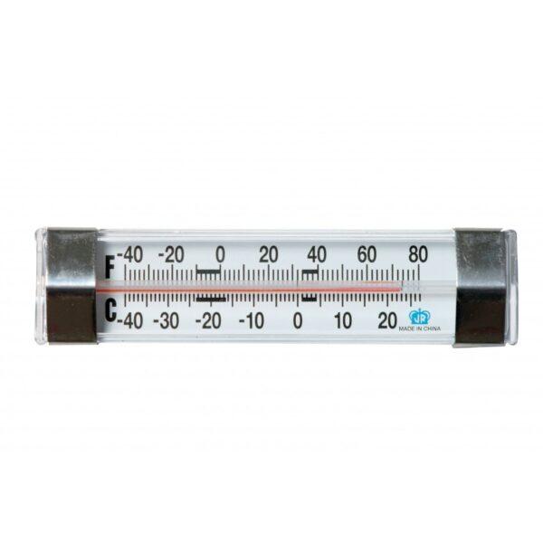 Thermomètre horizontal congélateur/réfrigérateur -40°F à -80°F