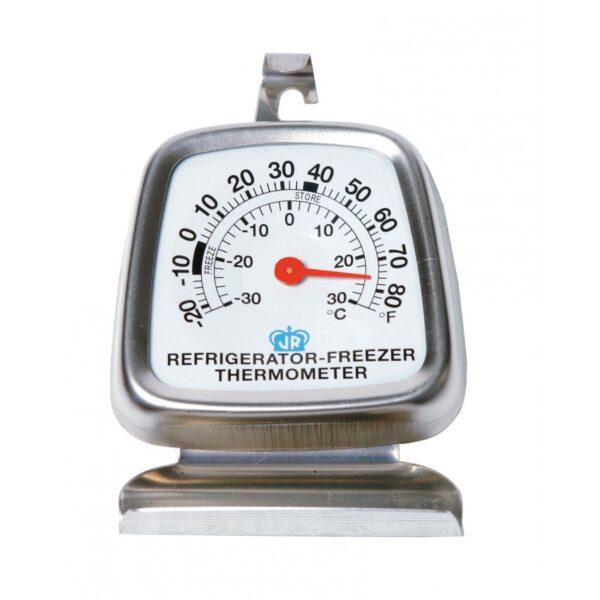 Thermomètre congélateur/réfrigérateur à cadran