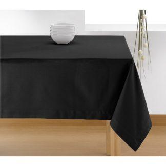 Nappe noire 72'' x 120'' 100% polyester