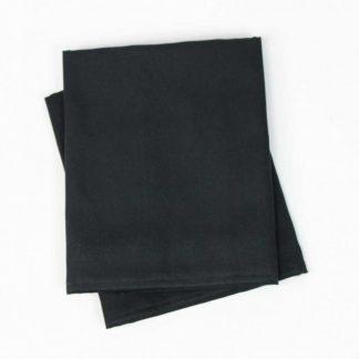 Nappe noire 36 x 36