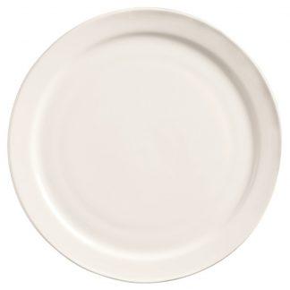 """Assiette à rebord étroit 5½"""" (3dz/cs)"""