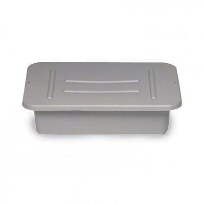 Couvercle pour bac à vaisselle gris 3349