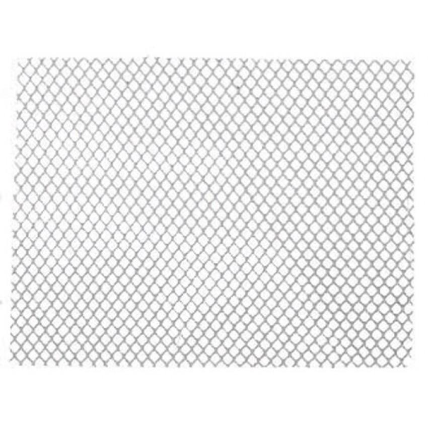 Tapis couvre-bar blanc