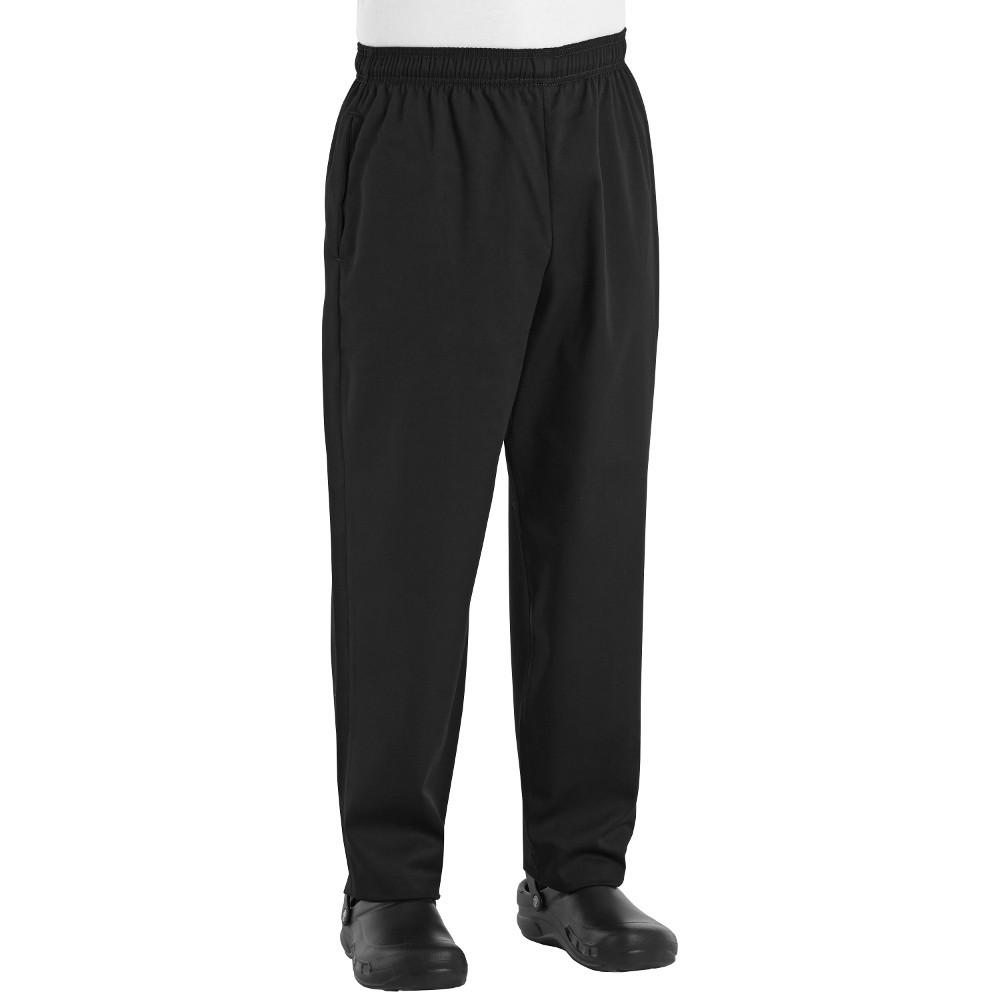 Pantalon noir Taille élastique