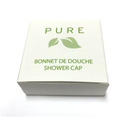 Bonnet de douche en boîte Pure