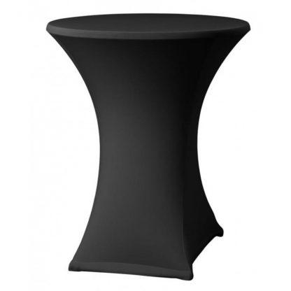 Housse de table cocktail