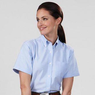 Chemise manches courtes pour femme