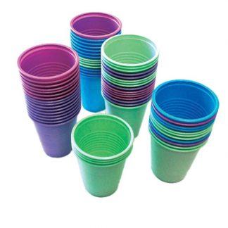 Verre/gobelet en plastique 3 oz 1000/caisse
