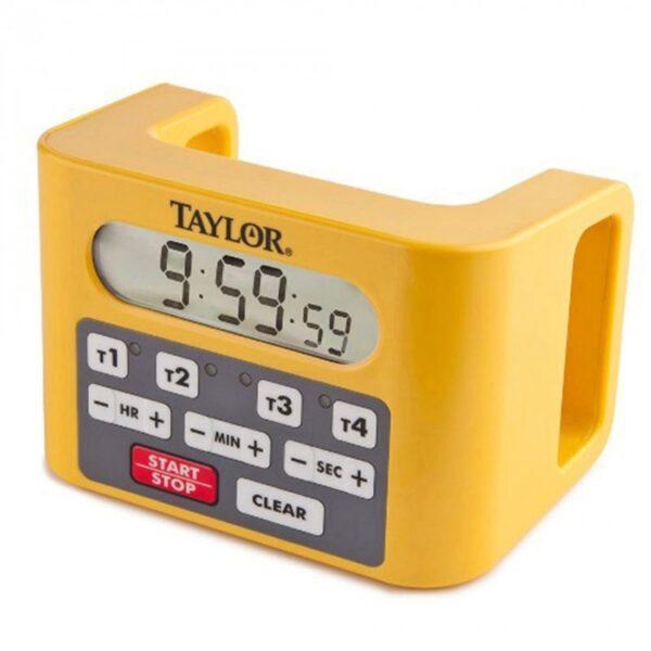 Minuterie numérique 4 stations Taylor