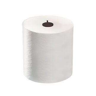 """Papier à mains blanc Tork 6 x 700""""/caisse"""