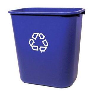 Bac de recyclage 14 pintes