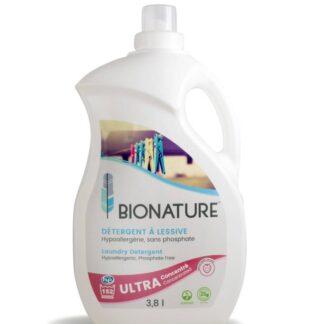 Détergent à lessive Bionature
