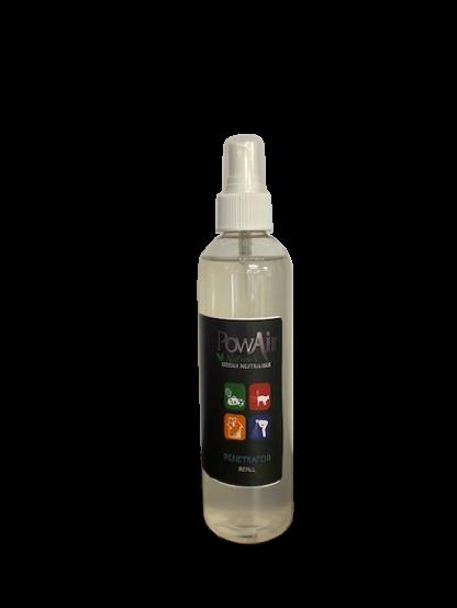Désodorisant enzymatique PowAir pénétrateur 250 ml