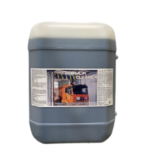 Truck cleaner