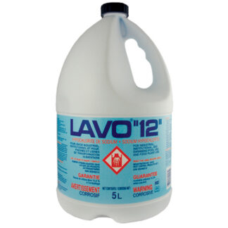 eau de javel 12
