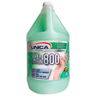 Savon lotion pour les mains corps et cheveux 4 litres