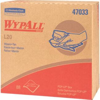 Chiffon Wypall L20 880 feuilles/caisse