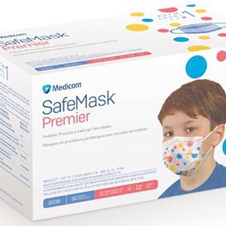 masque pédiatrique