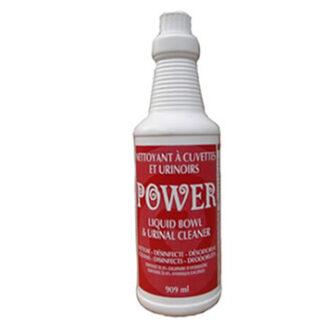 Nettoyant à cuvette et urinoir Power 909 ml