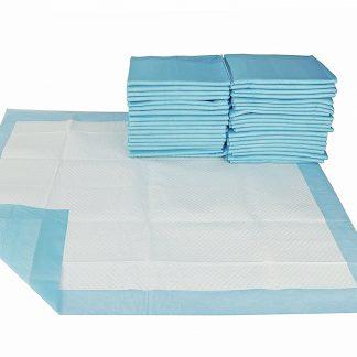Piqués jetables bleu 17''x 24''