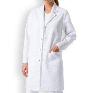 Sarrau unisexe blanc de laboratoire pour enfant ou adulte