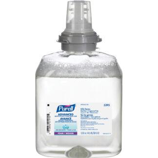 Désinfectant à mains mousse Purell 2 x 1200 ml
