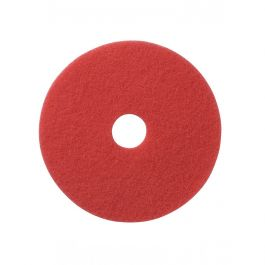 tampon rouge 13''