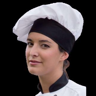 Toques et calots pour chef et cuisinier