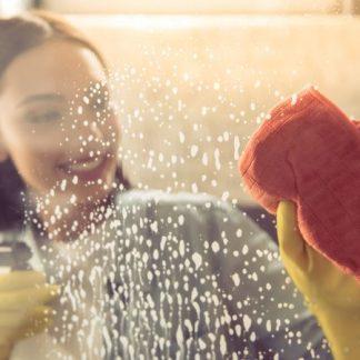 Nettoyant à vitres et miroirs